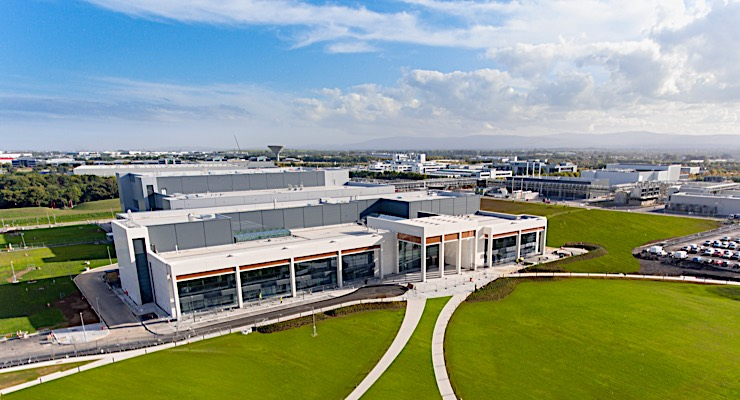 BMS Dublin Site Wins ISPE 'Facility of the Year' Award