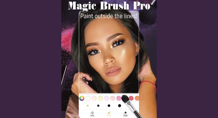 Perfect365 Launches Magic Brush Pro