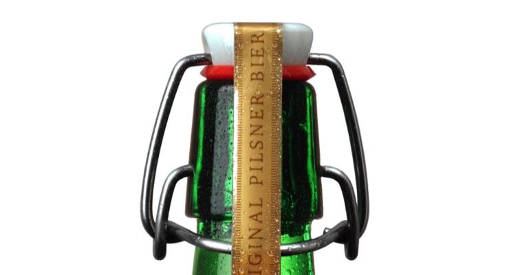 Premium packaging for Pilsner Urquell