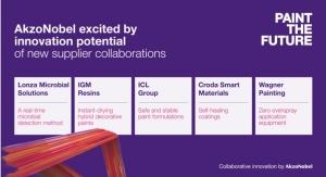 AkzoNobel Announces Paint the Future Collaborations