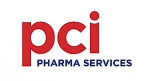 PCI Pharma Services Completes Biotech CoE