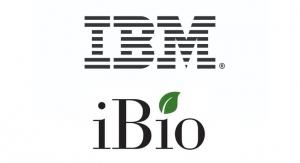 iBio Receives IBM Clinical Development Solution
