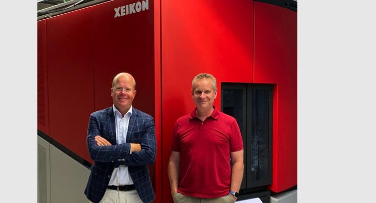 Interket Group invests in new Xeikon digital press