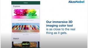 AkzoNobel's Interpon Brand Launches 3D Visualization for Powder Coatings Customers