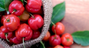 CAIF Launches Acerola Powder Extract with Minimum 32% Native Vitamin C