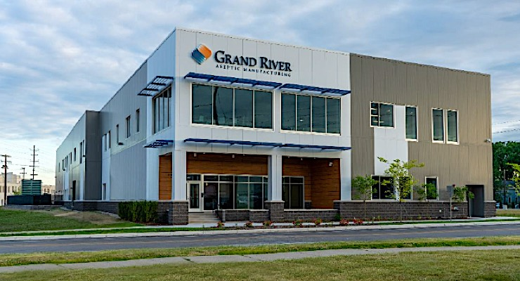 GRAM Opens Large-Scale Injectable Fill/Finish Facility