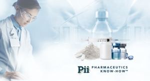Pii Gets Registered as a Part of the FDA's 503B Solution