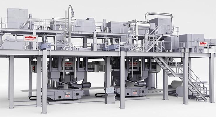 Oerlikon to Supply Meltblown Technology in Australia