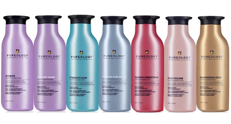 Pureology Revamps Product Lineup