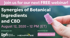Synergies of Botanical Ingredients and CBD