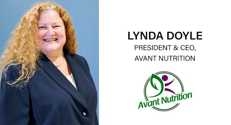 An Interview with Lynda Doyle, President & CEO, Avant Nutrition