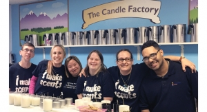 ScentsAbility candle labels inspire, touch the heart