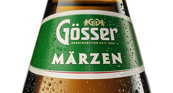 Gösser: Labels with recycled content