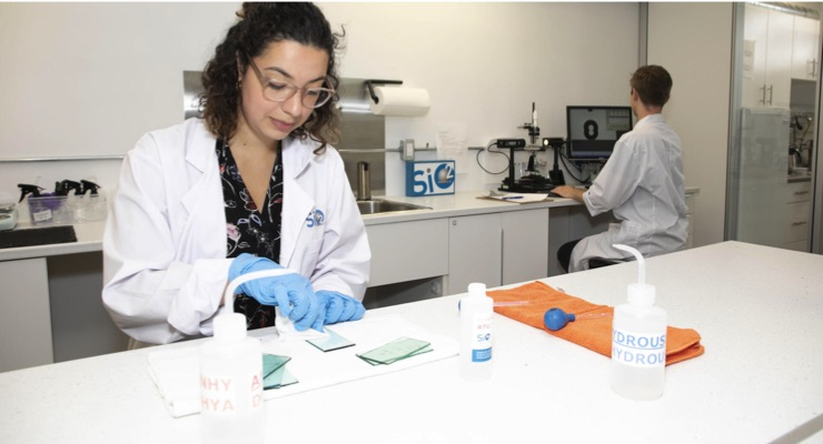 Research Aims to Create Surface Coating That Kills COVID-19 on Contact