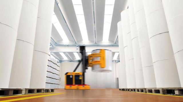 Automatic Guided Vehicle: definition and most useful types in the warehouse