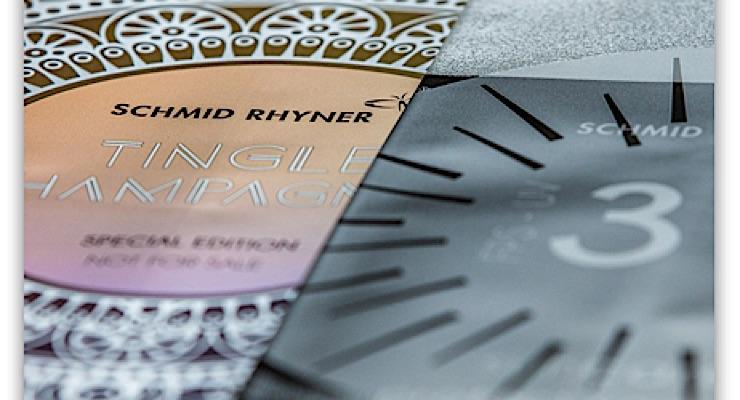 ACTEGA Schmid Rhyner touts special effects