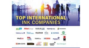 The 2020 Top International Ink Companies
