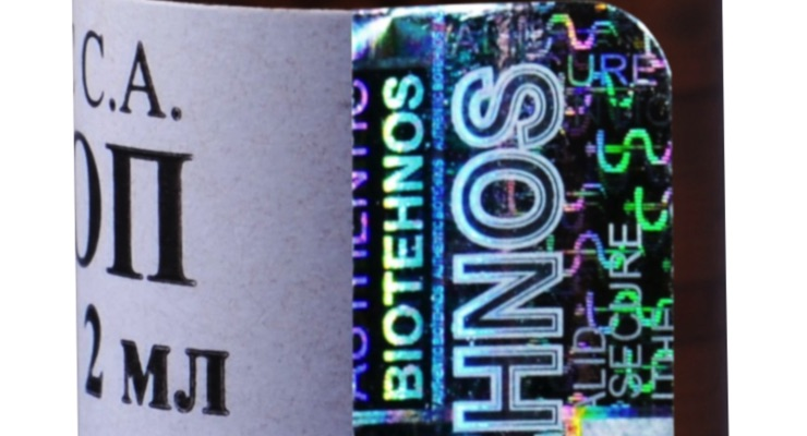 Foiling counterfeiters with holographic labels