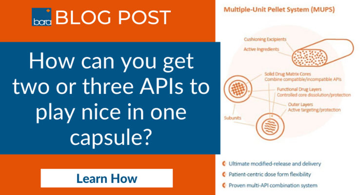 How can you get two or three APIs to play nice in one capsule?