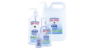 Ultra Defense Rolls Out Sanitizers