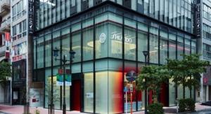 Shiseido Opens Flagship Store
