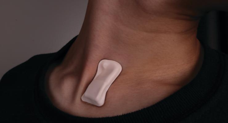 Wearable COVID-19 Sensor Monitors Symptoms, Disease Progression and Treatment Response