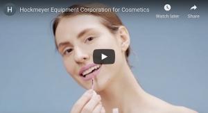 Hockmeyer Equipment Corporation for Cosmetics