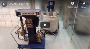 Hockmeyer is proud to present our innovative NexGen Recirculation Mill.
