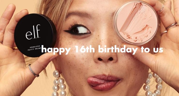 E.L.F. Launches Cosmetics with Alicia Keys