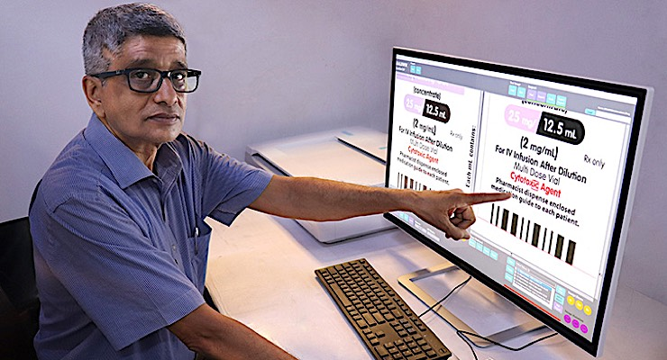 Indian printer turns to Baldwin Vision Systems