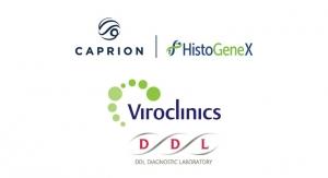 Caprion-HistoGeneX Partners with Viroclinics-DDL