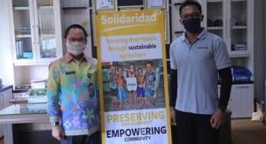 BASF Partners wth Estee Lauder & Solidaridad