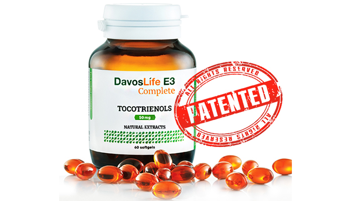 Davos Life Science Announces Issuance of Patent Covering its Proprietary Formulation Bio-Enhanced 20
