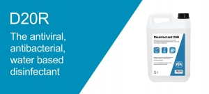 PPG Introduces Disinfectant 20R to Help Customers Return to Business
