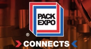 Pack Expo Connects slated for November
