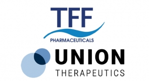 TFF Pharmaceuticals Signs Worldwide Licensing Agreement with Union Therapeutics