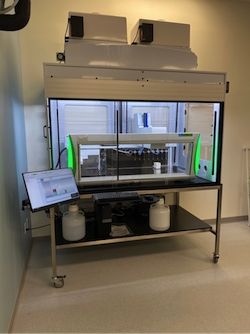 Flow Sciences, Inc. Supplies 10 Enclosures for High Capacity COVID-19 Testing