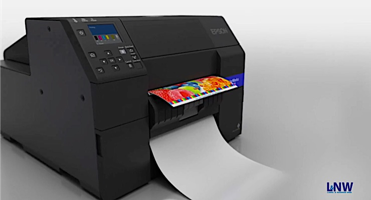 New product VideoBite: The Epson ColorWorks Series