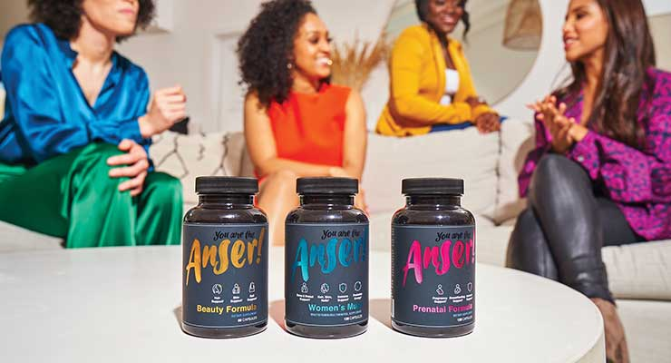 A Deep Well for Targeted Health Products