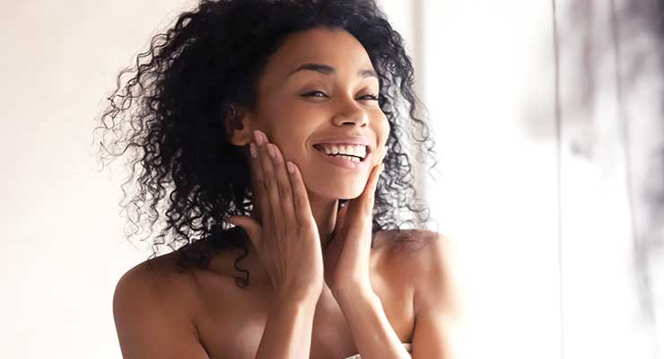 Skin Care Is Resilient