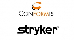 Conformis Achieves Second Milestone Under Licensing Pact with Stryker