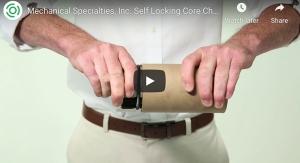 Mechanical Specialties, Inc. Self Locking Core Chucks