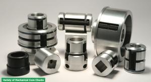 Self Locking Mechanical Core Chucks & Mandrels