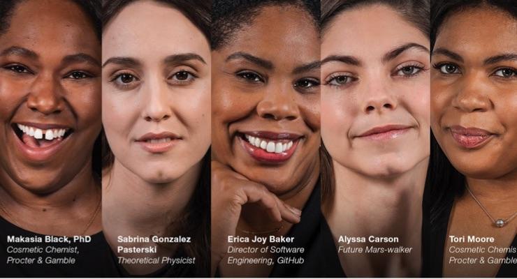 Olay Targets Gender Equality in STEM