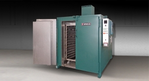 Grieve Offers 550°F Truck Oven