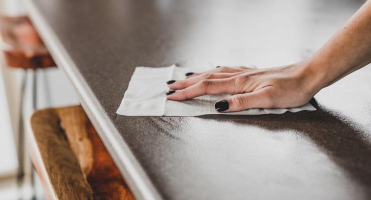 Rockline Disinfecting Wipes Formula Earns EPA Coronavirus Kill Claim Approval