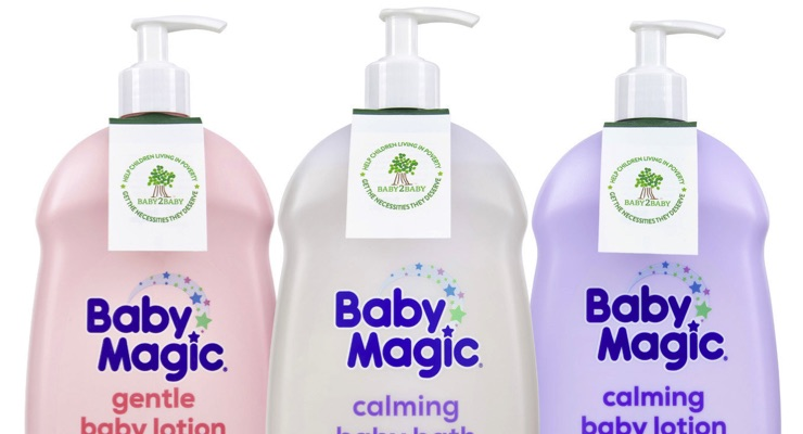 Baby Magic Helps Those In Need