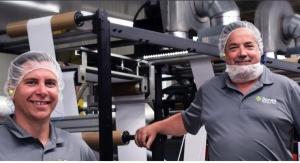 Jones Healthcare Group Acquires Custom-Built Aquaflex LX 2350 Label Press