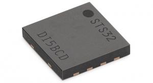 Sensirion Announces STS32 Temperature Sensor Availability