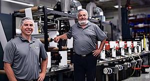 Jones Healthcare Acquires Aquaflex LX 2350 Label Press